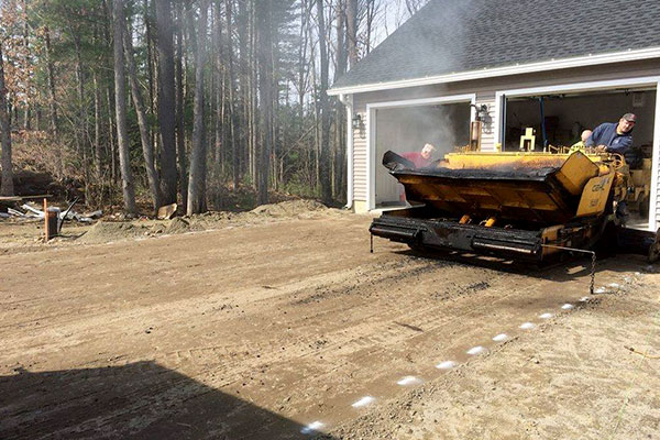 Gordon Paving residential paving