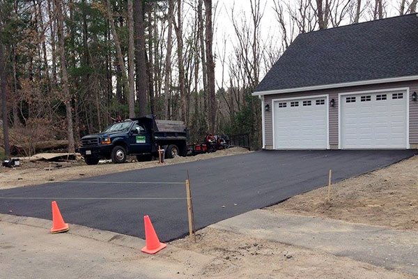 Gordon Paving asphalt paving
