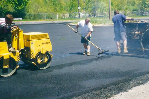 Gordon Paving commercial paving